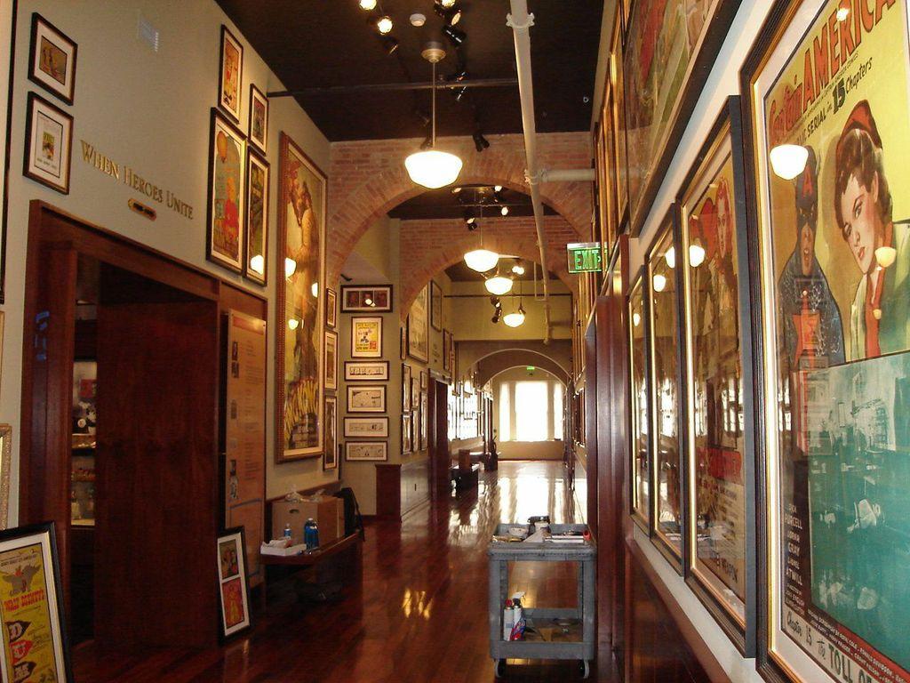 Geppi Entertainment Museum - Schaefer Construction
